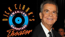 Dick Clark -- Candlelight Vigil at American Bandstand Theater