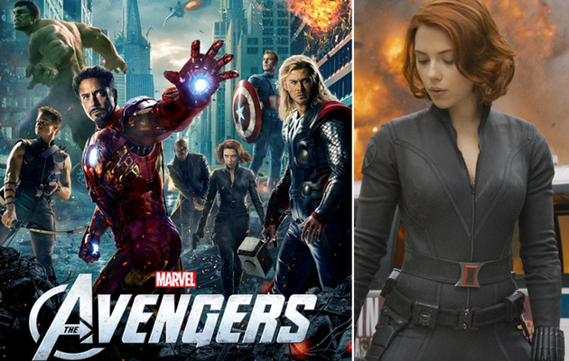 """Avengers"" Set Secrets: Injuries, Dance Dance Revolution and ""Boy Soup""!"