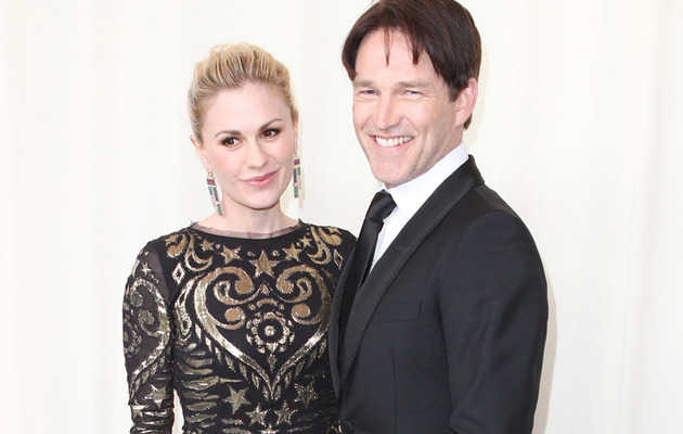 Anna Paquin & Stephen Moyer Are Expecting!
