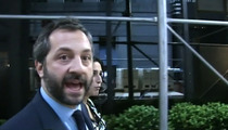 Judd Apatow -- I've Buried the Hatchet with Howard Stern