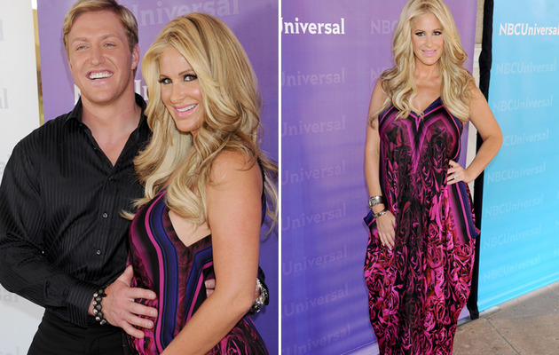 """Real Housewives"" Kim Zolciak: ""Don't Believe the BS!"""