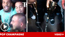 The Game Dumps TWO Bottles of $1,400 Bub on the Street