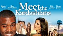 Kanye West & Kim Kardashian -- Get the Kardashian Seal of Approval