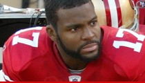 NFL Star Braylon Edwards -- Settles Slander Lawsuit and Donates Money to Charity