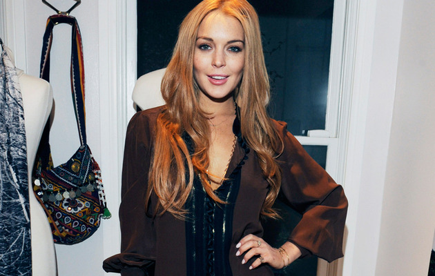 CONFIRMED: Lindsay Lohan to Play Elizabeth Taylor in TV Movie