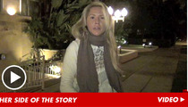 Lane Garrison's Ex-GF -- I Have a Huge Knot on My Head