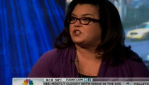 Rosie O'Donnell RIPS Lindsay Lohan -- She's a DISGRACE to Liz Taylor