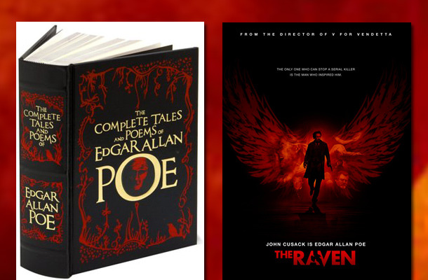 """The Raven"" Giveaway: Win a Signed Poster & Book!"
