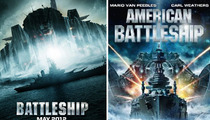 Universal Sues Over 'Battleship' Knockoff