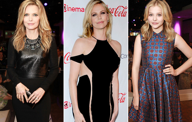 Michelle Pfeiffer, 53, Stuns at CinemaCon