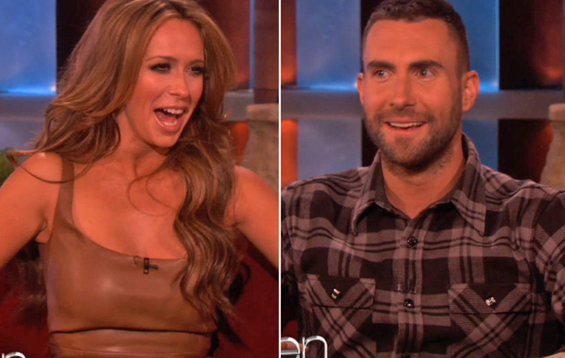 Jennifer Love Hewitt Embarrassed Over Publicizing Adam Levine Crush
