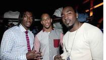 Jay-Z's NFL Draft Party Pics