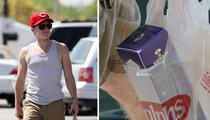 Underage 'Hunger Games' Star Josh Hutcherson Tricks Store Into Selling Him Whiskey