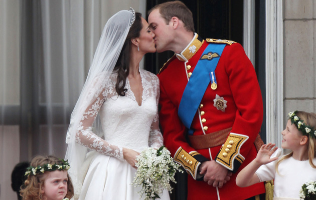 The Royal Wedding: One Year Later!