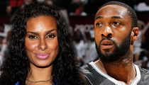NBA Star Gilbert Arenas -- Changed His Mind About His Ex ... and His Lawsuit!