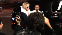 Lindsay Lohan -- Next Stop ... WASHINGTON, D.C.