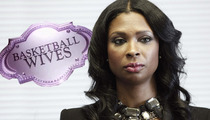 'Basketball Wives' Producers -- Plotting Legal Action Against Jennifer Williams
