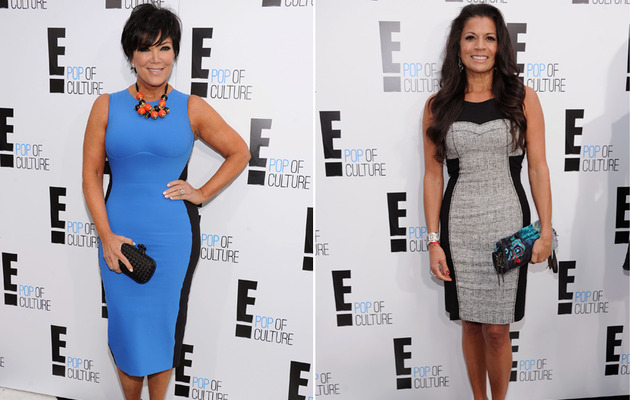 Kris Jenner Versus Dina Eastwood: Reality Matriarchs Face Off!
