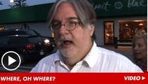 Matt Groening -- The Simpsons ... Are Wildcats???