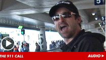 Patrick Dempsey 911 Call -- 'The Car Is Upside Down and Totally Smashed'