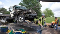 'Swamp People' Involved in Explosive 5-Car Pile-Up [PHOTOS]