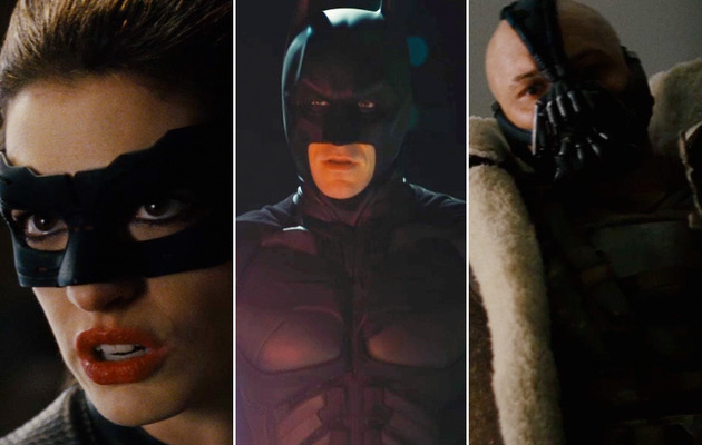 "Amazing New ""Dark Knight Rises"" Trailer Lands Online!"