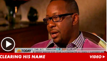 Bobby Brown -- 'I Wasn't the One that Got Whitney Houston on Drugs'
