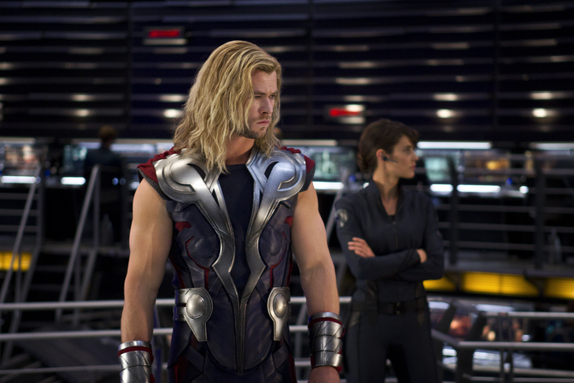 """The Avengers"" Stars: See Who Bulked Up & Who Lost Weight for Roles!"