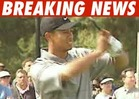 Tiger Woods Injured in Car Crash