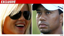 Tiger Woods Divorce -- Elin Nordegren The $100 Million Woman