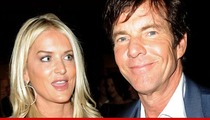 Dennis Quaid's Wife -- I'm Calling OFF the Divorce!