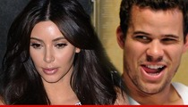 Kris Humphries' Media Whorishness Keeping Kim Kardashian Divorce Alive