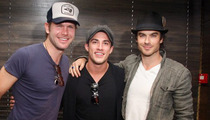 'Vampire Diaries' Hunks -- Who'd You Rather?