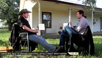 Ted Nugent to Reporter -- I'll S**k Your D**k, If ...