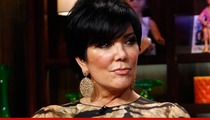 Kris Jenner STABS Back at Facelift Lawsuit