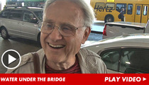 Larry Merchant -- Floyd Mayweather and I Love Each Other Now!
