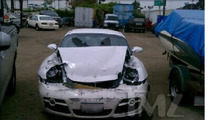 'Star Trek' Star SMASHES Porsche -- I Come in Pieces