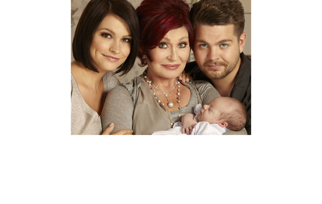 Jack Osbourne Shows Off His Baby Girl, Pearl!