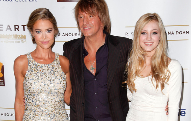 Denise Richards & Richie Sambora Go Public, Heather Locklear Resurfaces