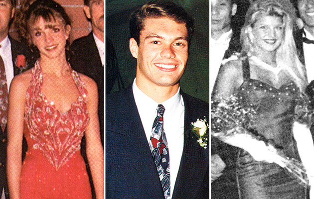 Before They Were Famous: Celebrity Prom Pictures