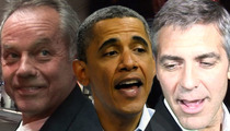 Wolfgang Puck Will Sling Food For George Clooney's Obama Fundraiser