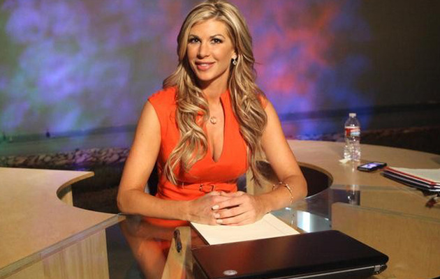 "OC ""Housewives"" Star Alexis Bellino Makes ""General Hospital"" Acting Debut"