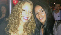 Mariah Carey -- It's LESBIAN Night!