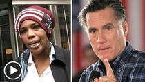 Macy Gray -- Inspires Mitt Romney Campaign Song