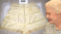 Queen Elizabeth II -- Royal Panties For Sale ... on eBay