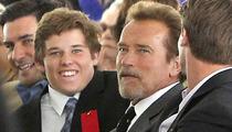 Arnold Schwarzenegger -- The Goateeinator