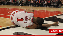 NBA Star Derrick Rose Undergoes Surgery for Torn ACL