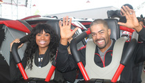 Jennifer Hudson Hits Up Six Flags the Day After Verdict
