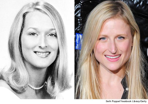 Celebrity Moms & Their Look-Alike Daughters | iHeartRadio