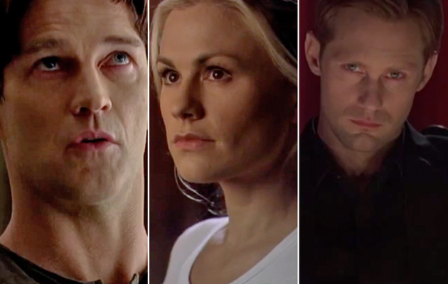 """True Blood"" Season 5 -- First Full Trailer Is Action Packed!"